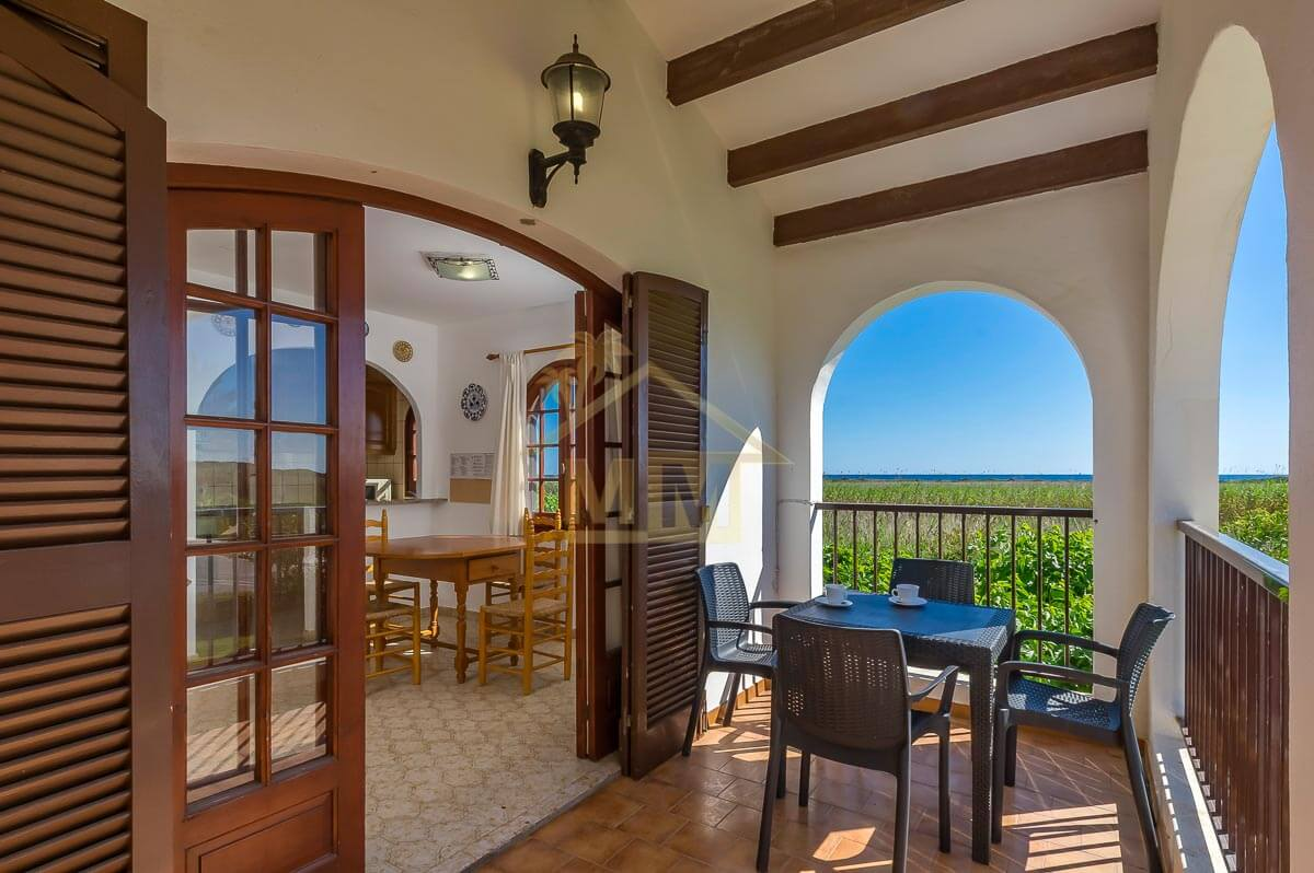 Son Bou | Apartment with sea views