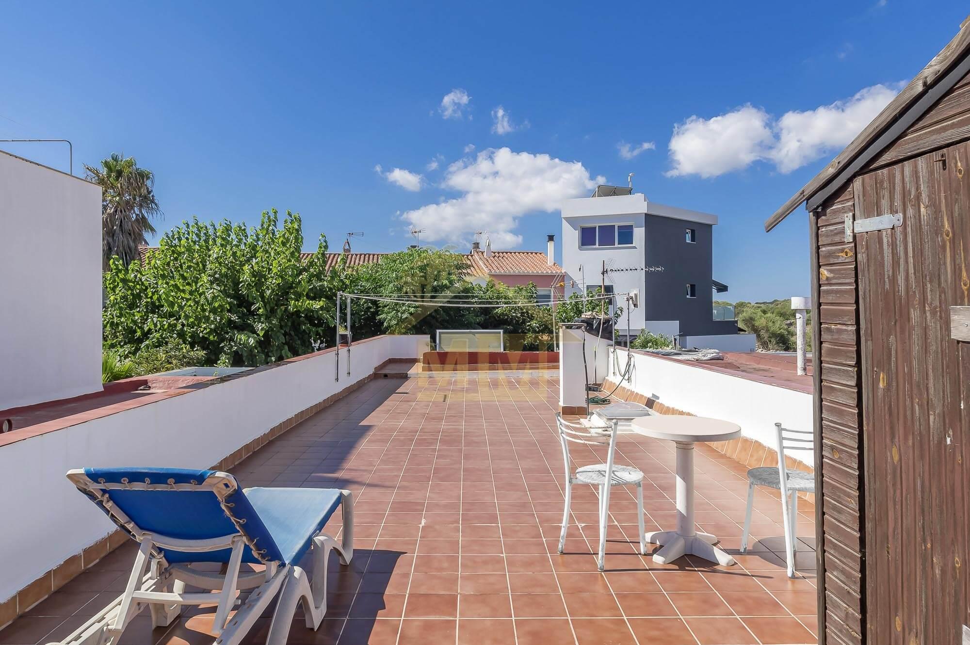 Son Vilar| Terraced house in quiet area
