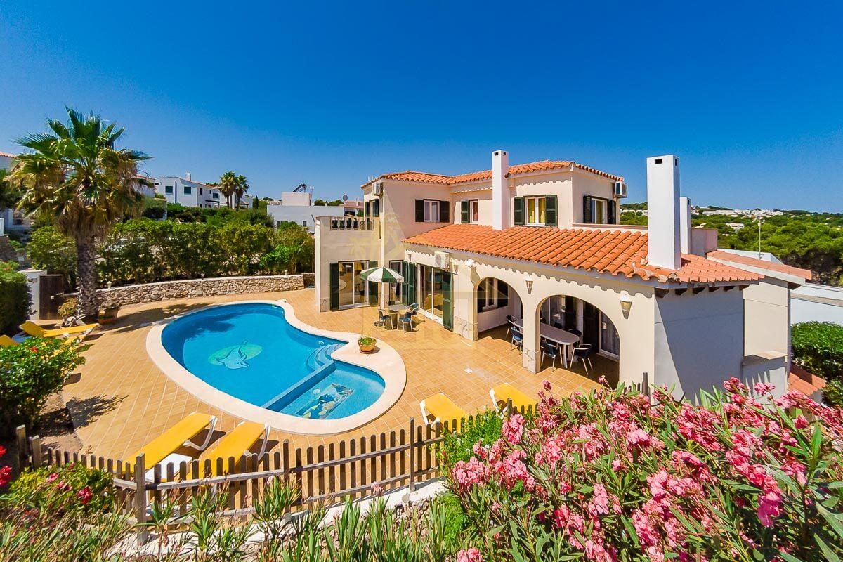 Addaya| Large villa with Tourist License