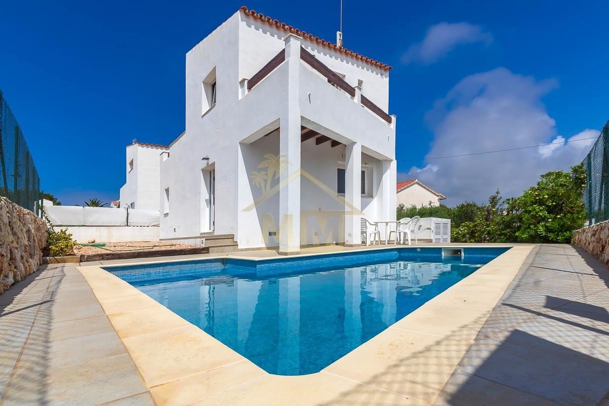 Binibeca | Newly built Villa