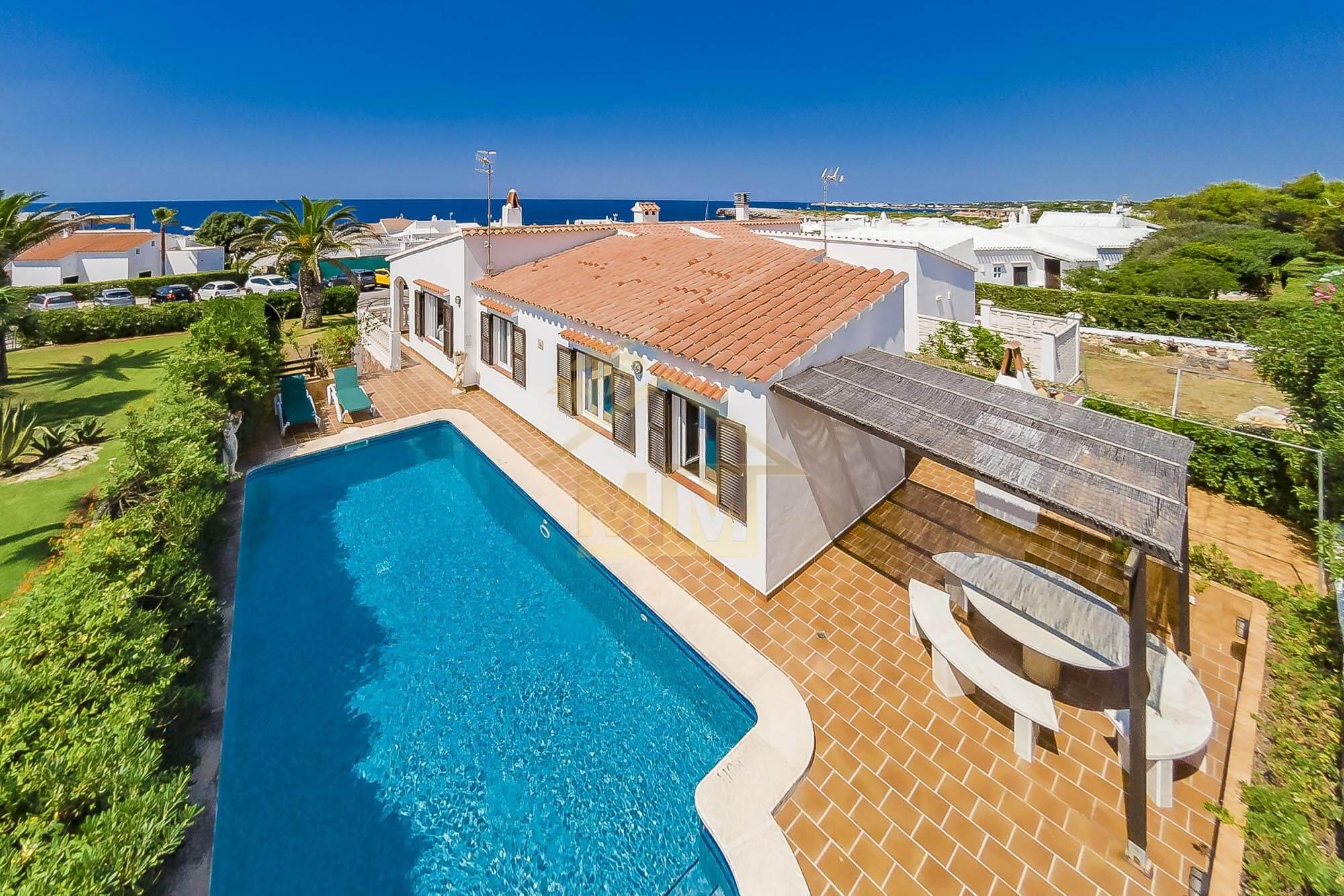 Binibeca| Semidetached villa with Tourist License