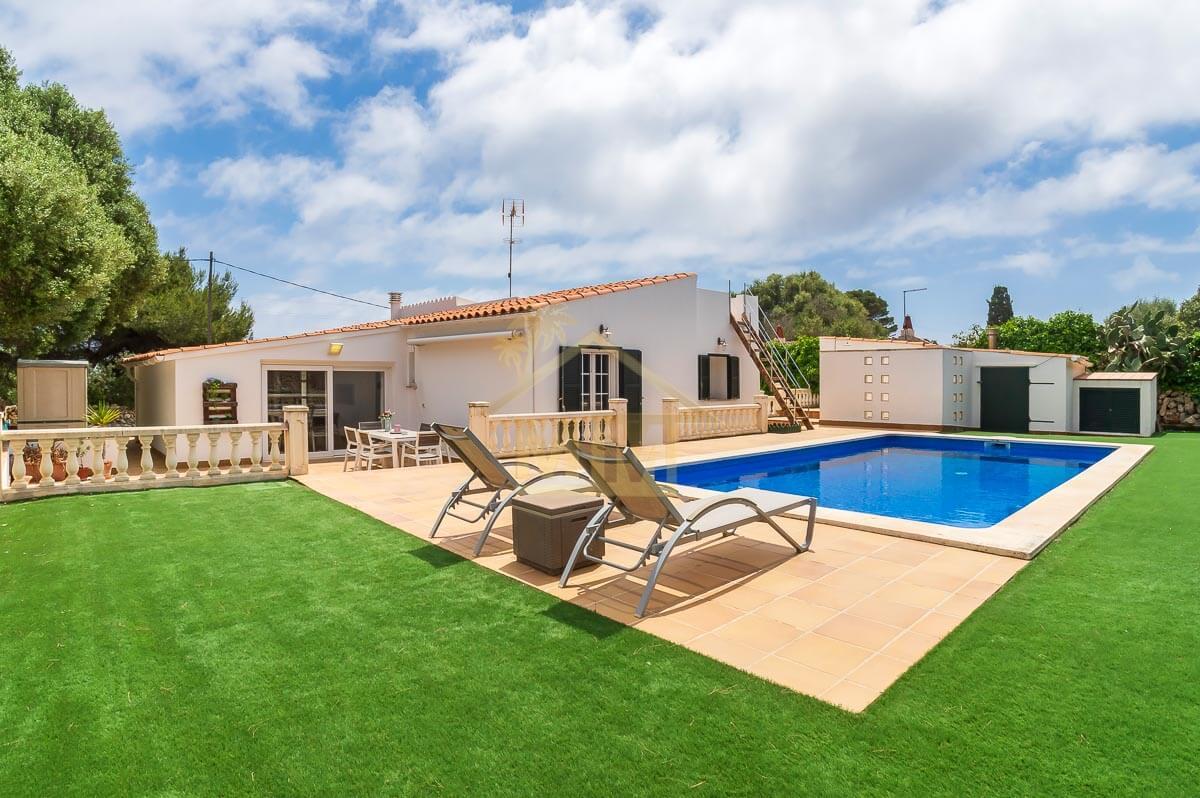S'algar| Smart Villa in quiet location
