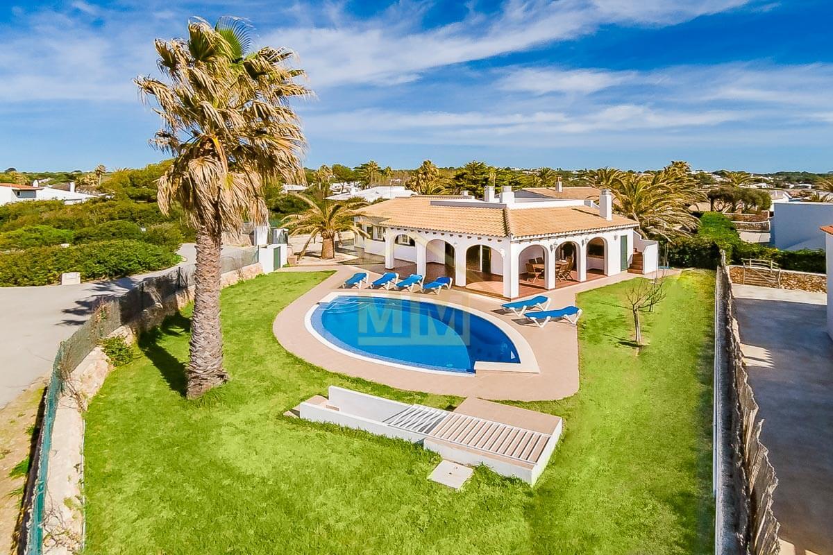 Cap D'en Font | Smart Villa with Tourist Licence
