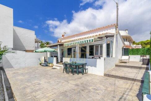 Chalet en venta en Punta Prima Menorca