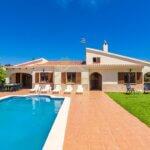 Villa for sale in Son remie Punta Prima Menorca