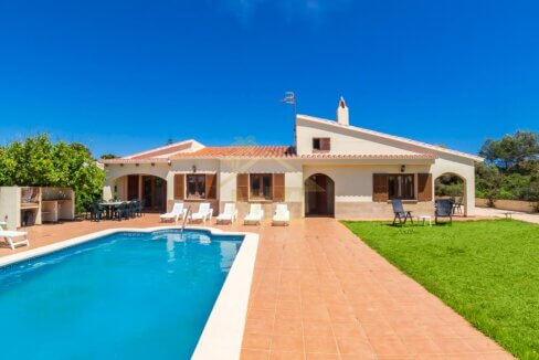 Villa for sale in Son remie Punta Prima Menorca