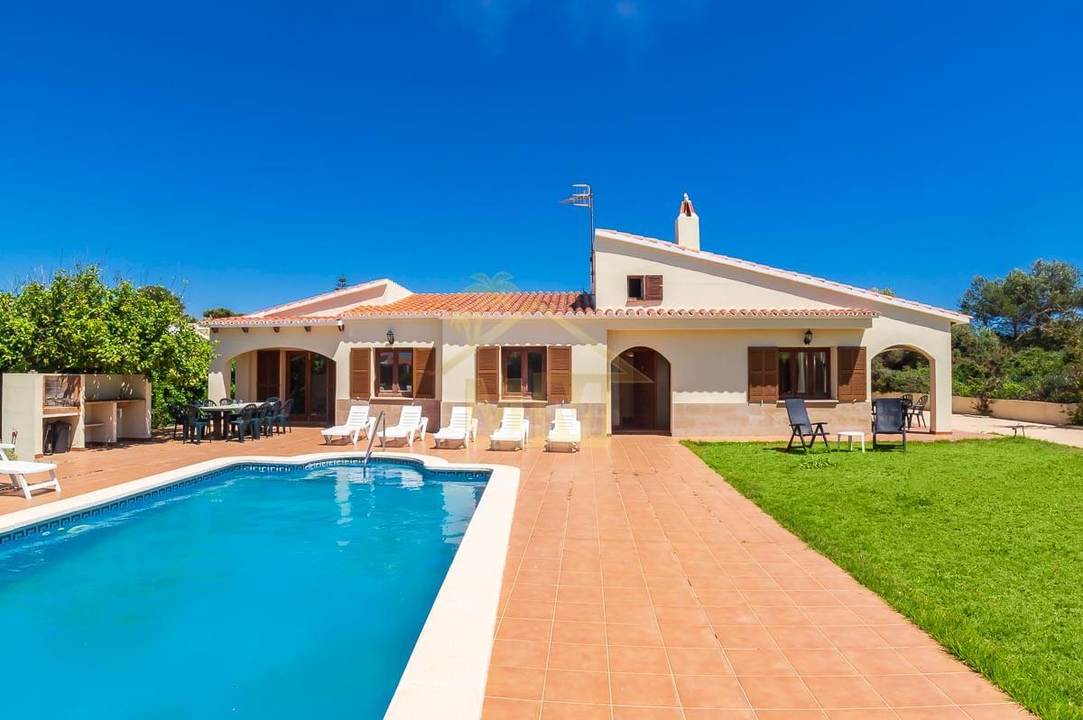 Son Remei| Large Villa with Tourist License
