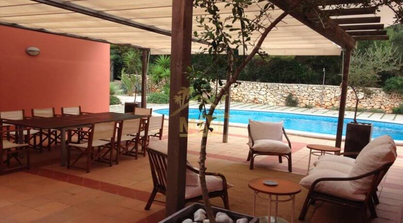 Villa for sale in Canutells Mahon, Menorca