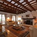 Lounge of villa for sale in Serra Morena