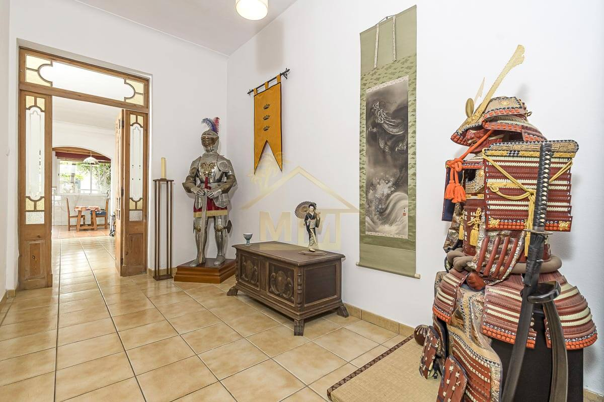 Mahón| Refurbished ground floor townhouse