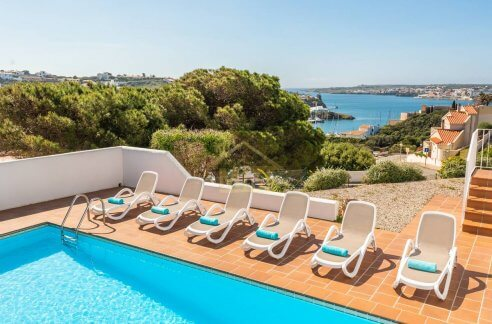 villa for sale in cala llonga mahon menorca