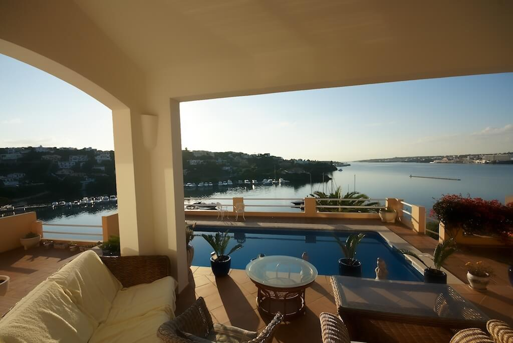 Cala Llonga | Magnificent Waterfront Villa